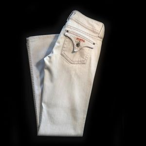HUDSON   Bootcut Flap Jeans